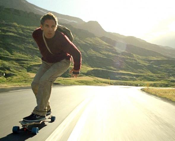 Walter_Mitty_skateboard_1